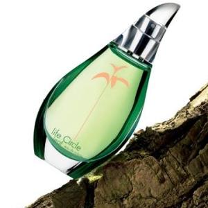 oriflame - Life Circle leaf perfume